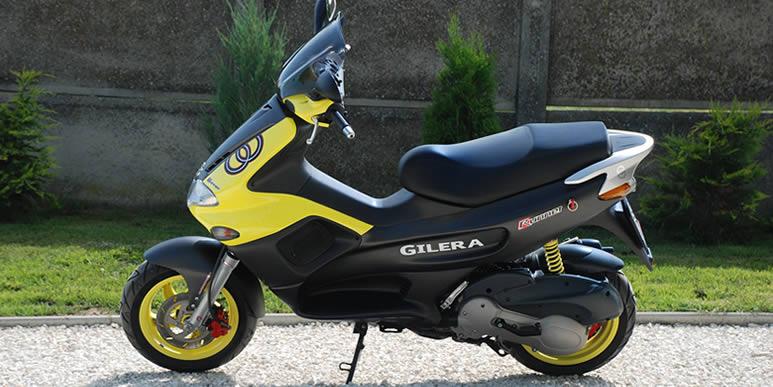 Моя поездка за Gilera Runner FXR 180cc