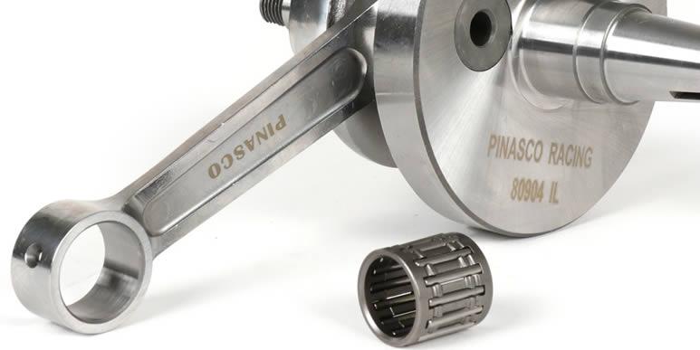 Что дает установка полнощекого HPC коленвала?