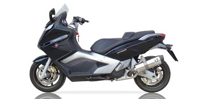 Испанские выхлопные для скутеров и максискутеров IXIL