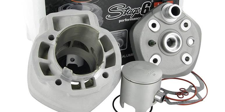 Тест поршневой Stage6 Sport Pro MKII с выхлопной Stage6 Pro или R1200