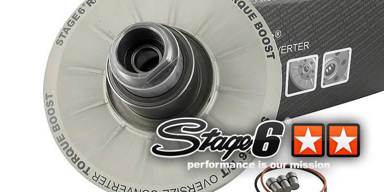 Торкдрайвер Stage6 R/T Torque Boost для Piaggio и Minarelli